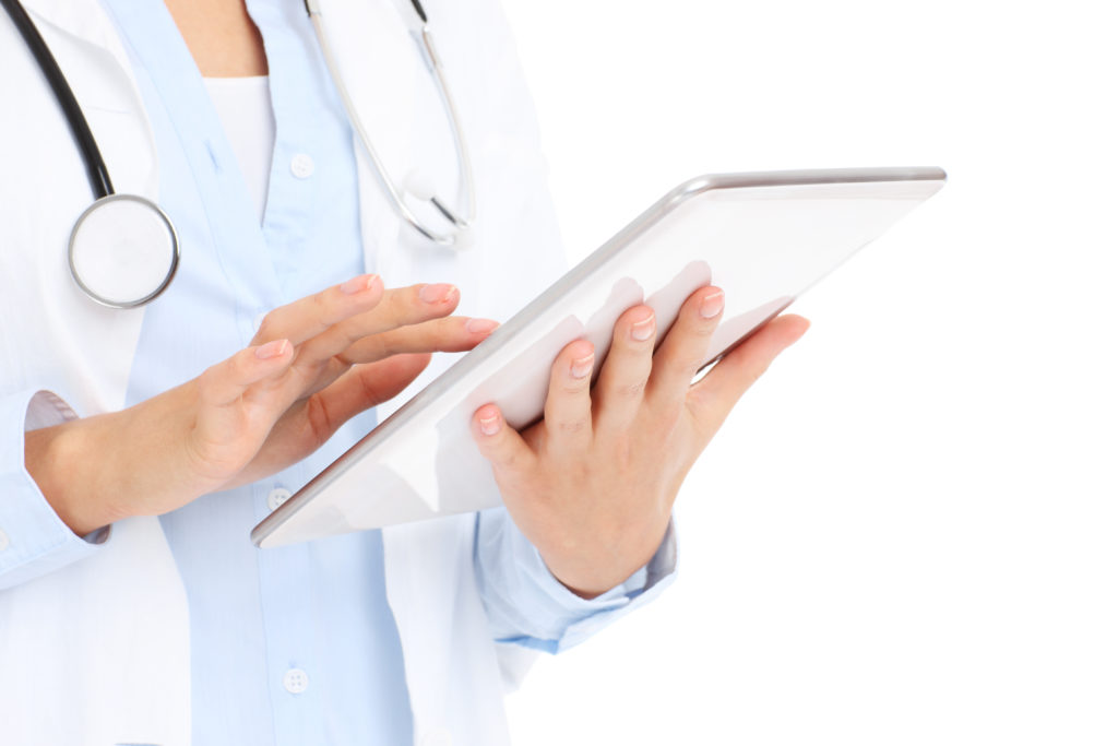 doctor-with-tablet